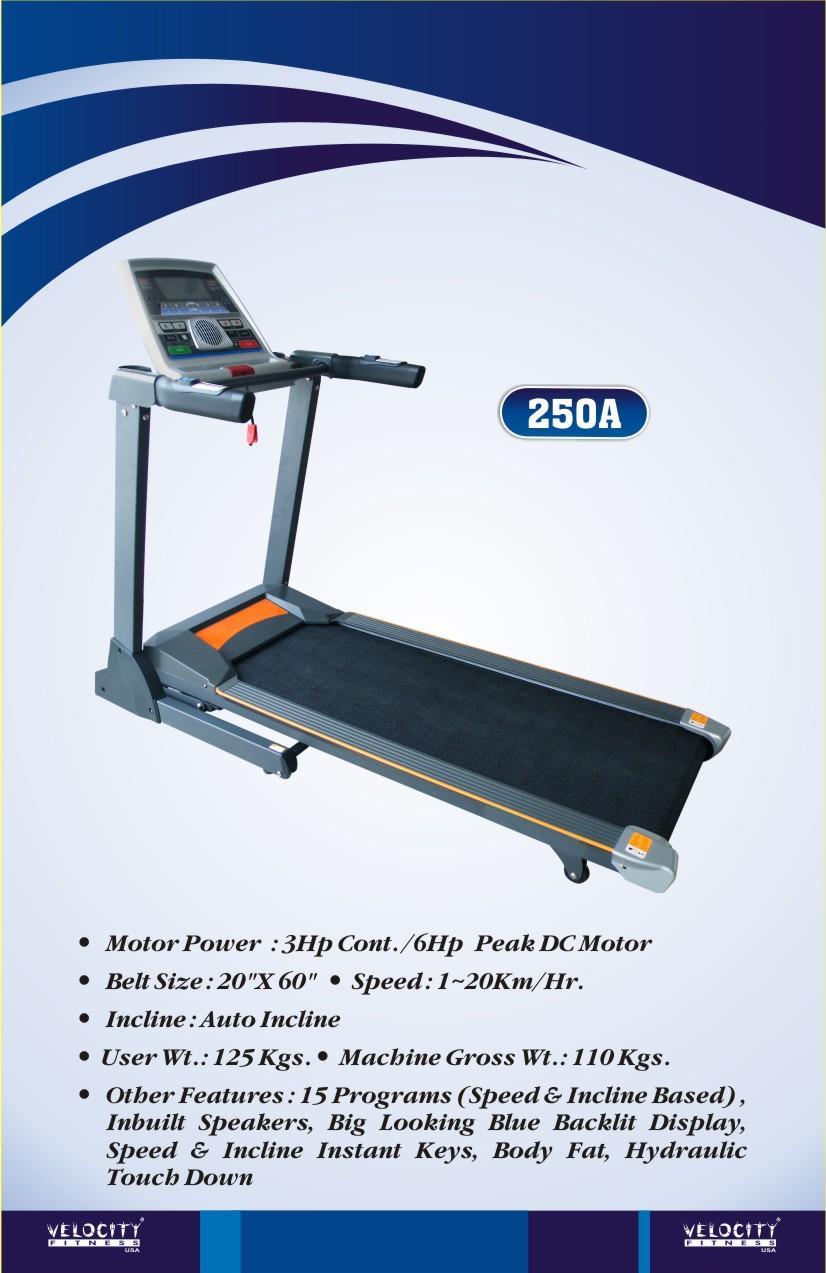 Home Use Treadmill Sportsfit Gym Health Fitness Equipments